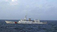 日本新增武装巡逻船加强钓鱼岛警备 应对
