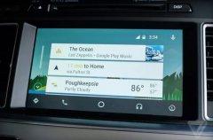 谷歌车载系统Android Auto登陆印度等18个新