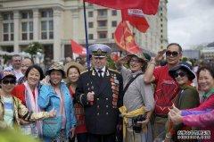 """俄罗斯针对中国游客列出""""八项注意"""""""