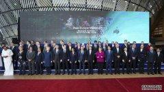 李克强出席第十二届亚欧首脑会议