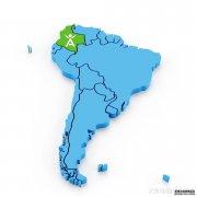 前三季度哥伦比亚GDP约2493亿美元, 增速为