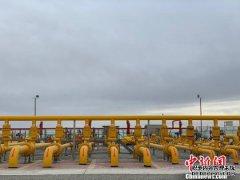 青海涩北气田连续8年稳产50亿立方米以上