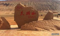 """中国有一个雕像, 女游客看到后大呼""""流"""
