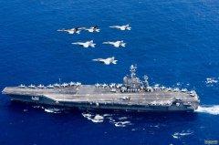 航母编队剑指波斯湾,中东局势何去何从