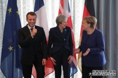 欧洲的三驾马车:2018年德国、英国、法