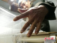 苏州城最后的手工织造厂:机杼声声犹如