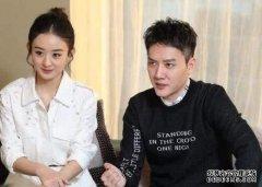 赵丽颖称三天不跟冯绍峰通话,冯绍峰情