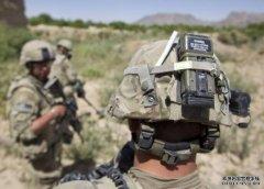 美军头盔解密,覆盖渔网发挥大作用,至