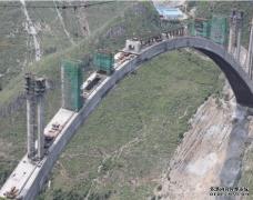 """贵州这座大桥跨过""""世界大峡谷"""",花费"""