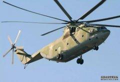 米26直升机运输能力强悍,不愧是