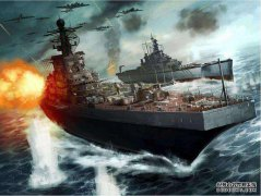 美国潜艇进入日本海域,四雷齐发,世界