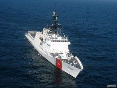 美军驱逐舰再次穿越台湾海峡,海岸警卫
