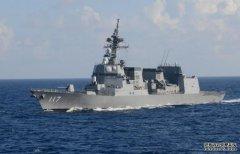 确定了!日本新锐战舰准备动身,前往青