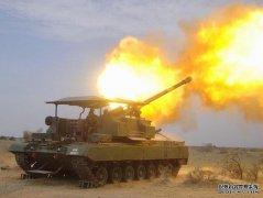 印度提前打响战斗,重炮突然猛烈开火,