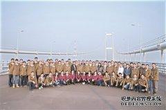 虎门二桥项目技术攻关组70天完成176片钢
