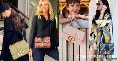 Dior推出新包袋,从明星到博主纷纷在I