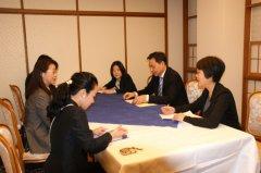 校领导出席日本奈良女子