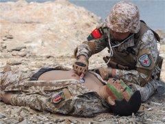 我军首款智能化战创伤模拟人引领军事卫