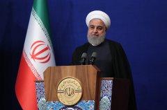 美国在中东加强军事部署 伊朗总统鲁哈