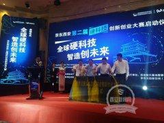京东西安第二届硬科技创新创业大赛在航