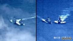 俄军舰快与美国军舰撞上了,俄水兵竟在