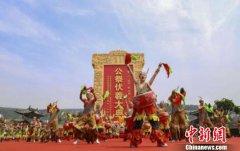 海峡两岸确定第六度共祭中华人文始祖伏