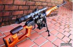 全球最长SVD狙击步枪!枪身比人还高,被