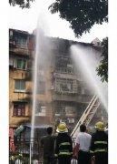 广州黄沙大道火灾造成1死