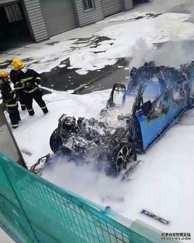 新能源金沙国际娱乐平台自燃事故频发,最根本的原因是什么?