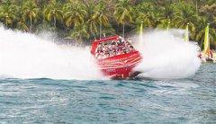 海南百余项水上运动及娱乐互动产品登台
