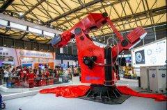负载最大吨位搬运机器人在中国诞生