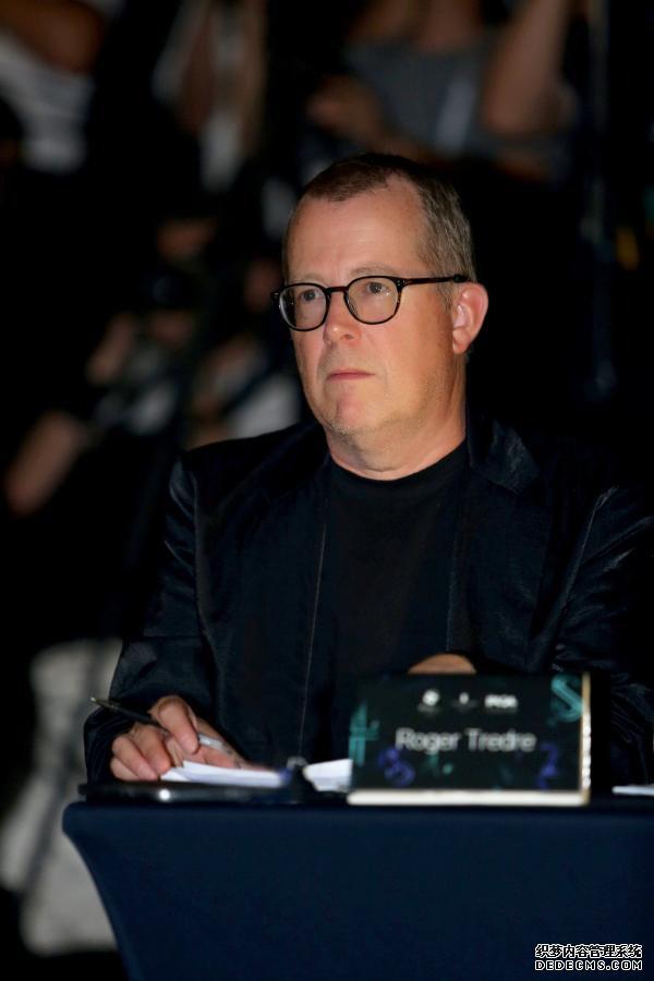 国际时尚大咖Roger Tredre:深圳这个品牌,用创意
