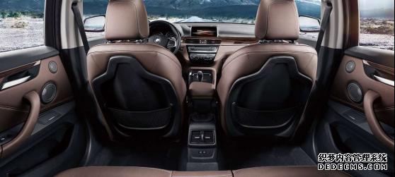 玩就得玩个大的 BMW X1消夏指南