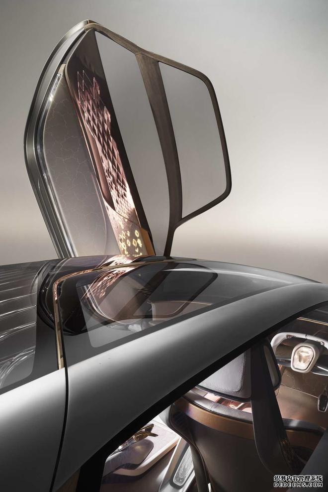 宾利EXP 100 GT概念车官图发布