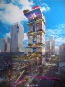 腾讯广州大楼再由中建二局中标