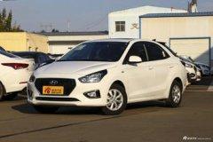 7月新车比价 现代瑞纳长沙最高降0.67万