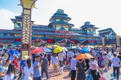 中国第一家成语文化高科技主题乐园邯郸