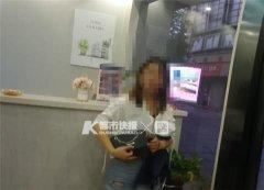 杭州女子凌晨遭男子捂嘴掐脖 紧急之下她