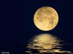 中秋之夜,广州最佳赏月时刻0时9分