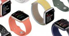 苹果Apple Watch Series 5发布 采用华米科技