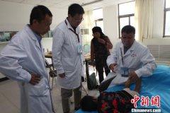 中国儿童健康扶贫计划甘肃行:落实到人