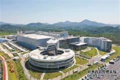 粤芯12英寸晶圆项目在黄埔区广州