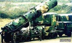 """厉害!中国""""最闪耀""""的东风17导弹,可"""
