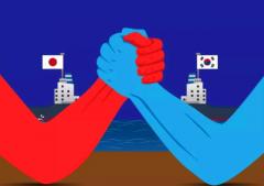 韩国第二次对日本反击,日韩关系已势同