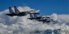 大批歼11飞越喜马拉雅!印度立即改口称