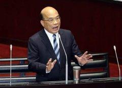 苏贞昌呼吁尊重媒体人 台网友:今年最大