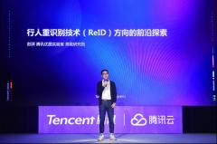 Techo开发者大会丨腾讯优图:行人重识别