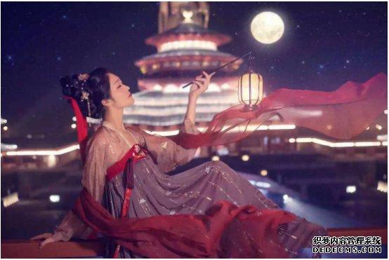 盛装派对品味时尚国潮,华谊兄弟电影世界(苏