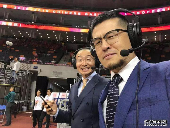 杨毅批评某球员:你努不努力大家都看见了,篮