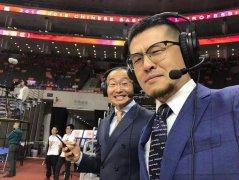 杨毅批评某球员:你努不努力大家都看见